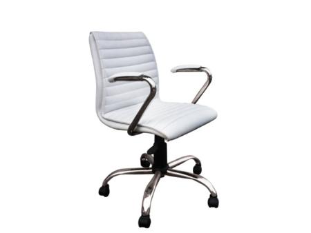 venta-silla-operativa-blanca-swing-con-brazos