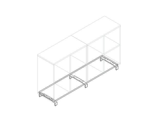 soporte 2 modulos