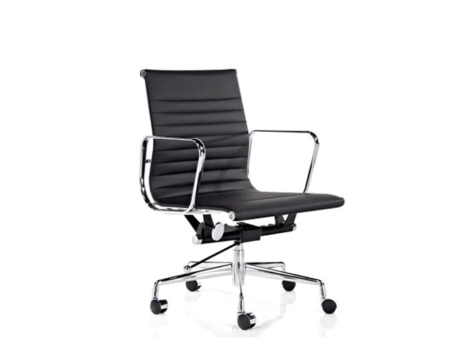venta-silla-gerencial-aluminum-cromada-baja