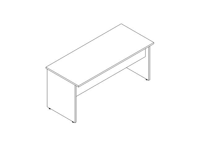 escritorio TEAM 160x70