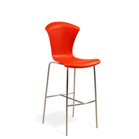 venta-silla-alta-taburete-coffee-920-casco-plástico-rojo