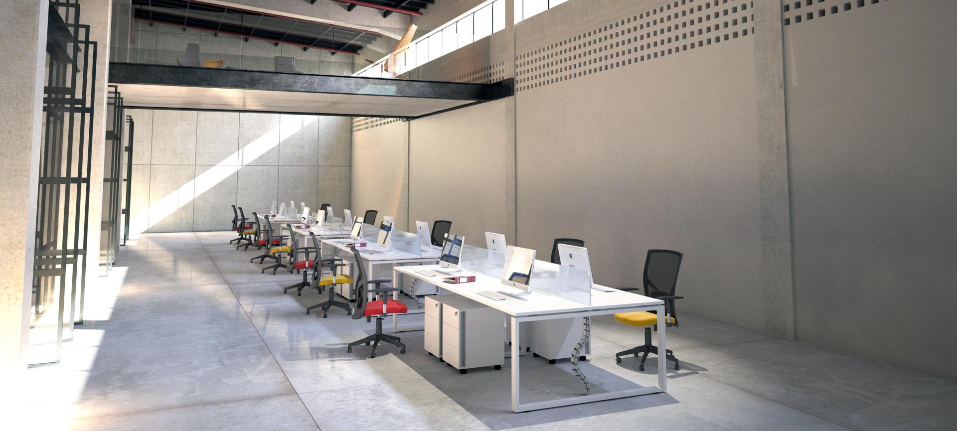 oficinas equipadas por ergosit