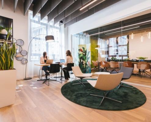La oficina que los empleados quieren